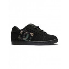 DC SHOES NET BLACK/CAMO PRINT Summer Autumn And Winter AMKQIMO