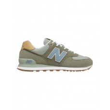 New Balance Boys 574 Sneaker Olive Spring 2021 Spring And Winter YYSIVAO