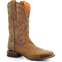 Corral Men's Embroidered Square Toe Western Boots Size 10 On Sale Near Me ZP3WC1583