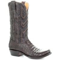 Corral Men's Fuscus Inlay Western Boots - Narrow Square Toe Size 9 Outfits V48G33131