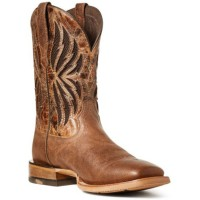 Ariat Men's Arena Record Western Boots - Wide Square Toe D7B0P8510