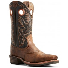 Ariat Men's Heritage Roughstock Western Boots - Square Toe Sale Next 97X135039