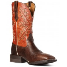 Ariat Men's Qualifier Western Boots - Square Toe BW99D156