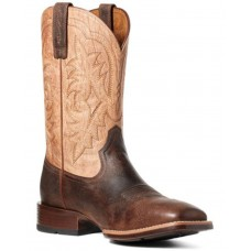 Ariat Men's Ryden Western Boots - Square Toe Fitted 9GWA77093