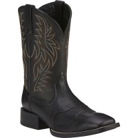 Ariat Men's Sport Western Boots Size 12 For Sale LK8F81146
