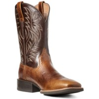Ariat Men's Sport Western Boots - Wide Square Toe Hot Sale T9FO51721