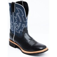 Cody James Men's Clear Lake Western Boots - Wide Square Toe Outdoor Selling Well HFC736568