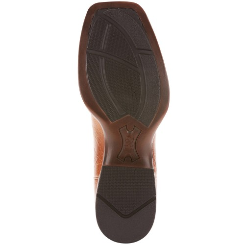Ariat Men's Plano Western Boots - Wide Square Toe New Look HZ9I79680