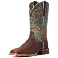 Ariat Men's Storm Bottle Western Boots - Wide Square Toe Wide Width Hot Topic HSE4V3556