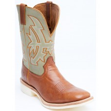 Cody James Men's Crepe Falls Western Boots - Wide Square Toe S0B4T208