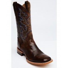 Cody James Men's Duval Western Boots - Wide Square Toe Extra Wide Width Fit 49F4R8996