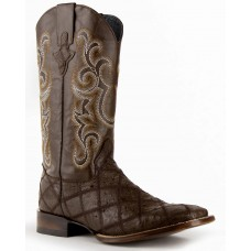 Ferrini Men's Pinto Western Boots - Wide Square Toe Size 14 9NSVP3702
