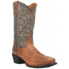 Laredo Men's Alfred Western Boots - Wide Square Toe Size 13 Clearance O29N0944