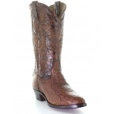 Corral Men's Exotic Ostrich Western Boots - Round Toe New Look WCIG83411