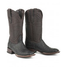 Stetson Men's Houston Caiman Exotic Boots 2021 New YGDY07405