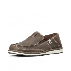 Ariat Men's Eco Cruiser Shoes - Moc Toe For Wide Feet ZA7SD3024