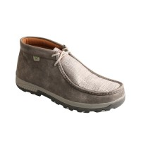 Twisted X Men's CellStretch Driving Shoes - Moc Toe Holiday Cheap L41437264
