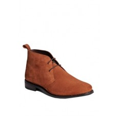 Anthony Veer Young Men's Arthur Suede Casual Chukka Boots Camel Size 14 MFBJ749