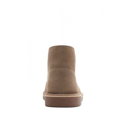 Clarks Bushacre 2 Chukka Boot Taupe Dist Indoor business casual OUMI681