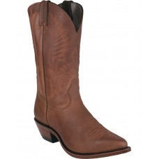 Boulet Men's Fancy Stitched Western Boots - Pointed Toe Outdoor Business Casual B5LLH3803
