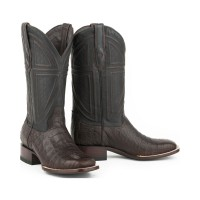 Stetson Men's Kaycee Caiman Belly Vamp Exotic Boots L4AMI7977