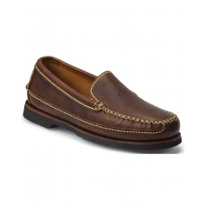Chippewa Men's Rugged Casual Bison Loafers Size 11 Wide J96AW894
