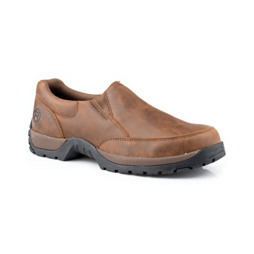 Roper Men's Performance Slip-On Casual Shoes Comfortable On Style ILVH11328