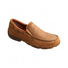 Twisted X Men's Driving Moccasin Shoes - Moc Toe DD6WN2074