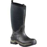 Baffin Men's Black Marsh Series Meltwater Boots - Round Toe BFFD05122