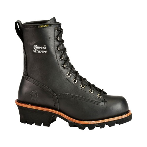 Chippewa Men's Rugged Outdoor Composite Toe Insulated Logger Boots AVGM4378