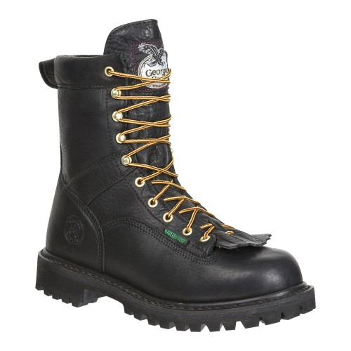 Georgia Men's Waterproof Logger Boots Size 13 Recommendations T3A8V7522