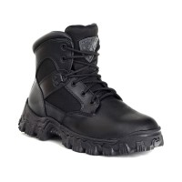 Rocky Men's Alpha Force Composite Toe Military Boots In Wide Width TSMBH5901