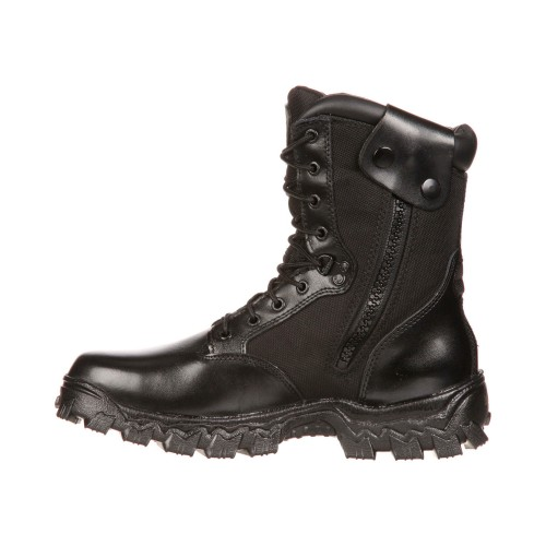 Rocky Men's Alpha Force Waterproof Insulated Duty Boots New Look F4FGX3622