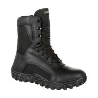 Rocky Men's Waterproof Insulated Tactical Military Boots - Round Toe Size 13 Fitted IOEWR6870