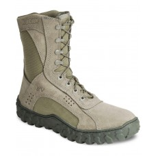 Rocky S2V Vented 8 Lace-Up Military Boots - Round Toe MDLV0722
