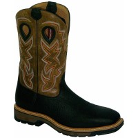 Twisted X Men's Steel Toe Lite Weight Work Boots Deals ROQHX6433