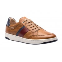 Corinto Pikolinos Men's Casual Shoes New Brandy Holiday Sale HWKR780