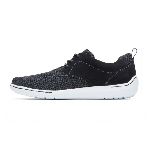 Fitsmart Tie Dunham Men's Casual Shoes Black Holiday Shopping JMKE951