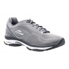 Dice ABEO AEROsystem Men's Walking Shoes Frost-Silver Crazy QKUO635