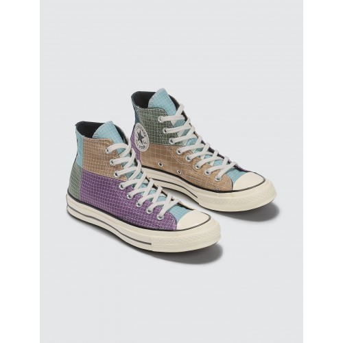 Converse Boys Chuck 70 Hi Dewberry / Iced Coffee / Egret Trending For Sale SSCC702